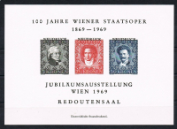 100 years Wiener Staatsoper Yubilee