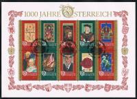1000th Anniversary of Austria