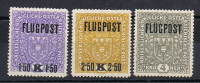 Early IAirmail stamps