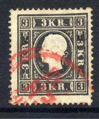 AUSTRIA 1858